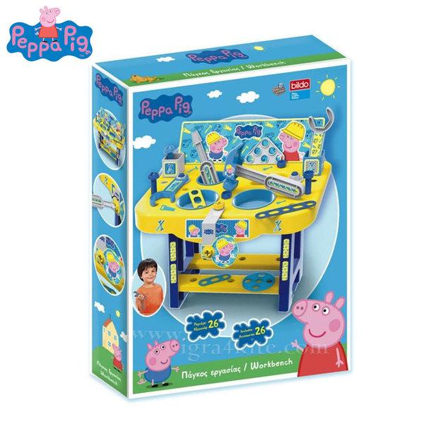 Bildo Peppa Pig - Център с инструменти Пепа Пиг 8183