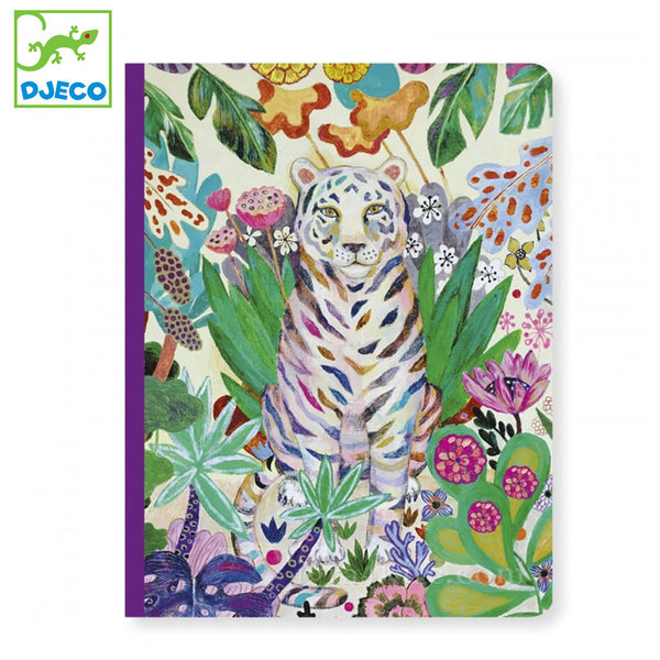 Djeco - Lovely paper Бележник A5 Мартина 03550