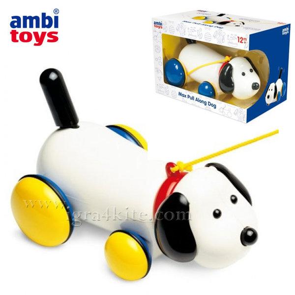 Ambi Toys - Кученце за дърпане 31211