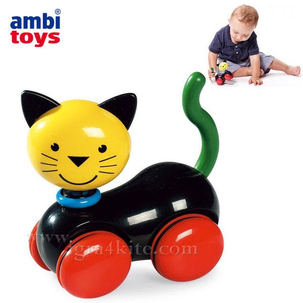 Ambi Toys - Коте на колела 31041