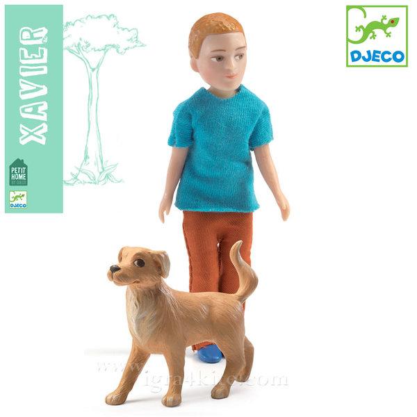 Djeco - Кукла за куклена къща Хавиер 07807