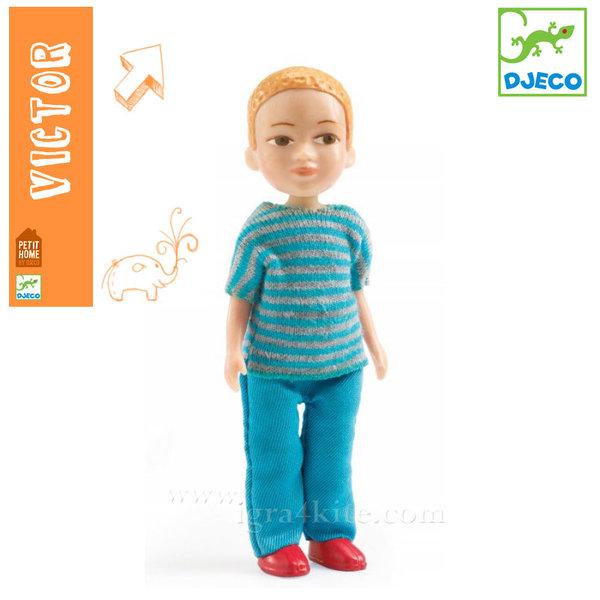 Djeco - Кукла за куклена къща Виктор 07808