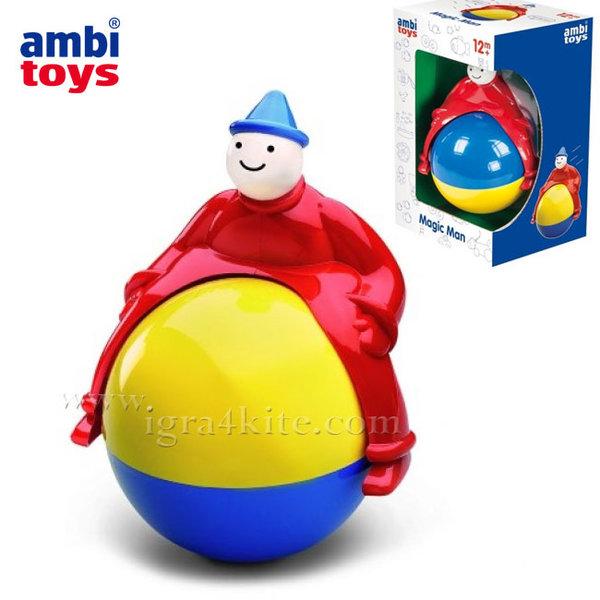 Ambi Toys - Забавна невеляшка Клоун 31154