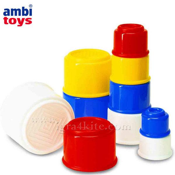 Ambi Toys - Формички за подреждане 31139