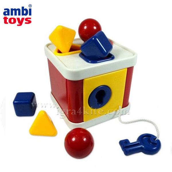 Ambi Toys - Сортер с формички 31151