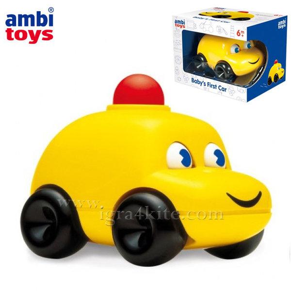 Ambi Toys - Моята първа количка 31205