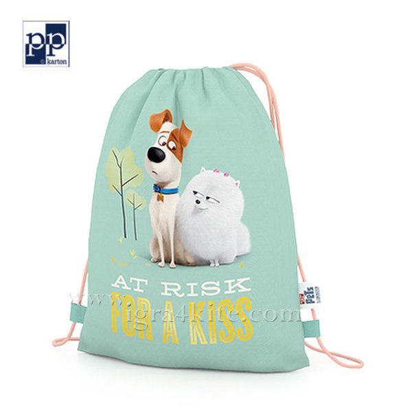 Karton P+P Secret Life of Pets - Спортна торба 90217