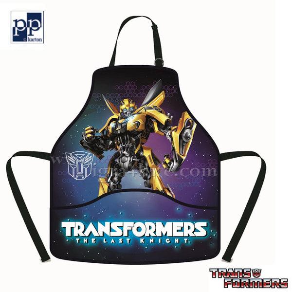 Karton P+P Transformers - Престилка за рисуване Трансформърс 09117