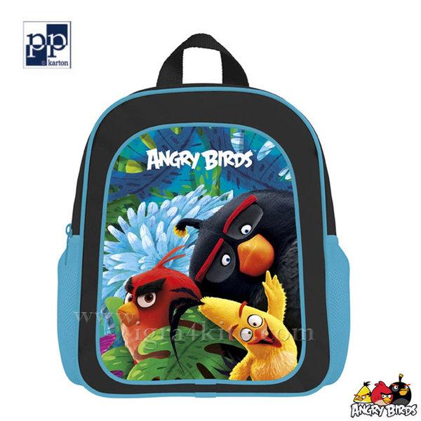Karton P+P Angry Birds - Раница за детса градина Енгри бърдс 3-866