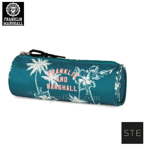 Franklin Marshall Girls 2017 - Ученически несесер овал Франклин Маршал 10948
