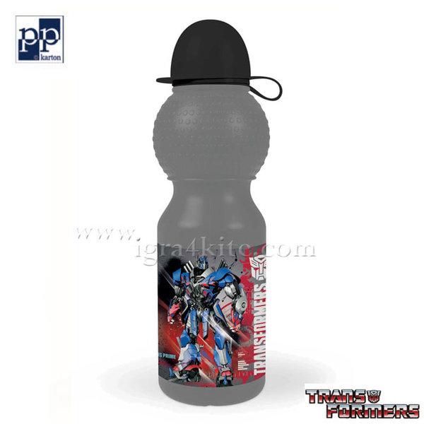 Karton P+P Transformers - Бутилка за вода Трансформърс 356