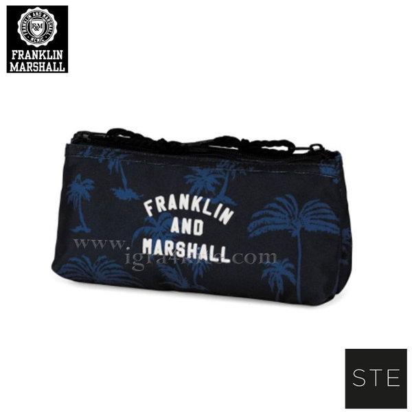 Franklin Marshall Boys 2017 - Ученически несесер Франклин Маршал двоен 10927