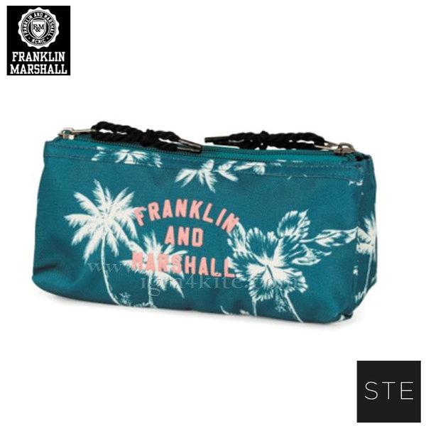Franklin Marshall Girls 2017 - Ученически несесер двоен Франклин Мрашал 10952