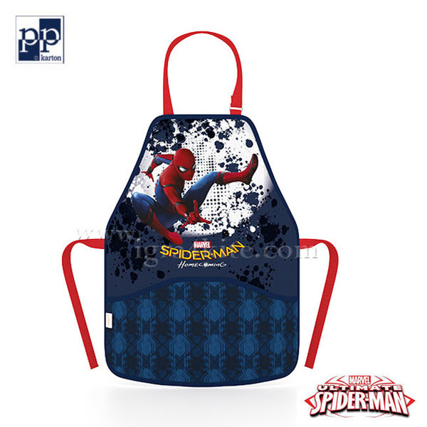 Karton P+P Spiderman - Престилка за рисуване Спайдърмен 05917