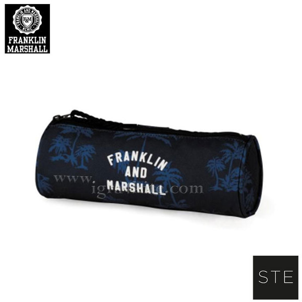 Franklin Marshall Boys 2017 - Ученически несесер Франклин Маршал кръгъл 10925