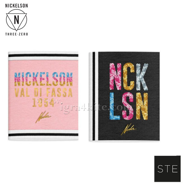 Nickelson Girls 2017 - Тетрадка А5 Никелсън 13965