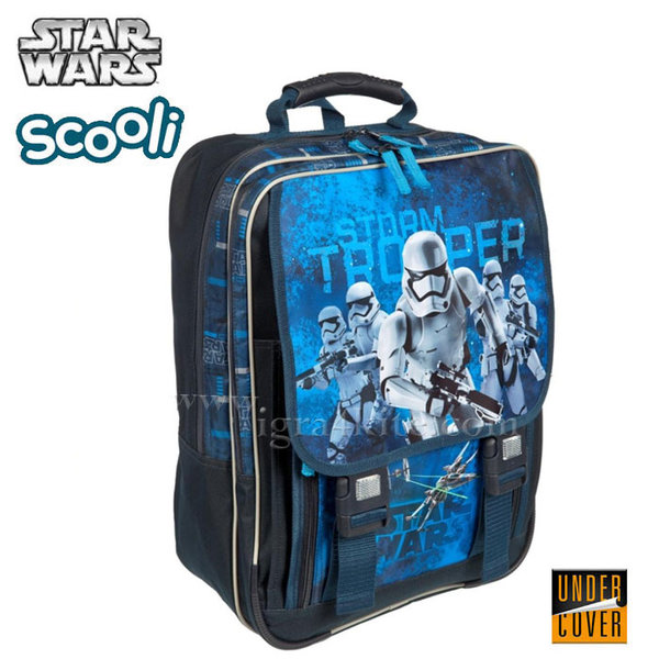 Scooli Star Wars - Ученическа раница Междузвездни войни 26665