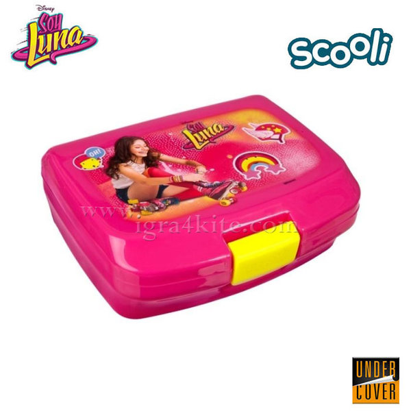 Scooli Disney Soy Luna - Кутия за закуски Сой Луна 26440
