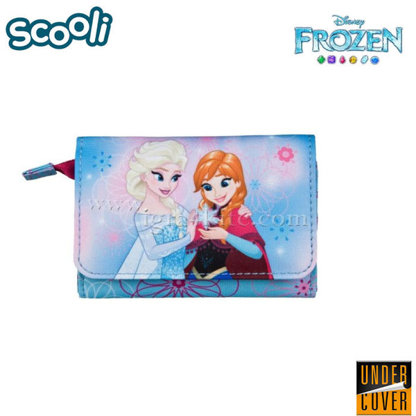 Scooli Disney Frozen - Детско портмоне Замръзналото кралство 26572