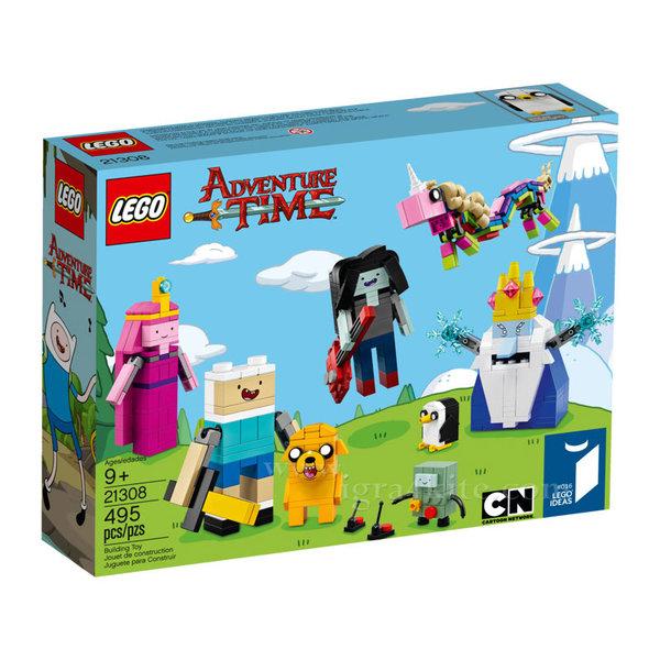 Lego 21308 Ideas - Време за приключения Cartoon Network