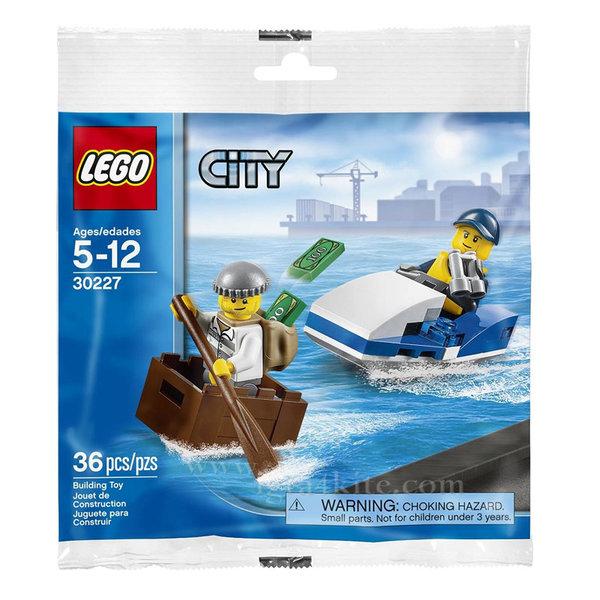 Lego 30227 City - Полицейска моторница