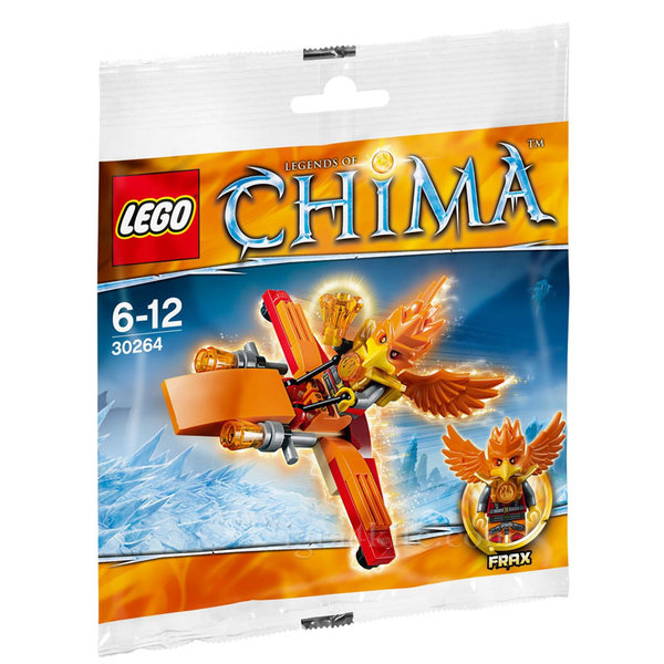Lego 30264 Chima - Самолетът-феникс на Фракс