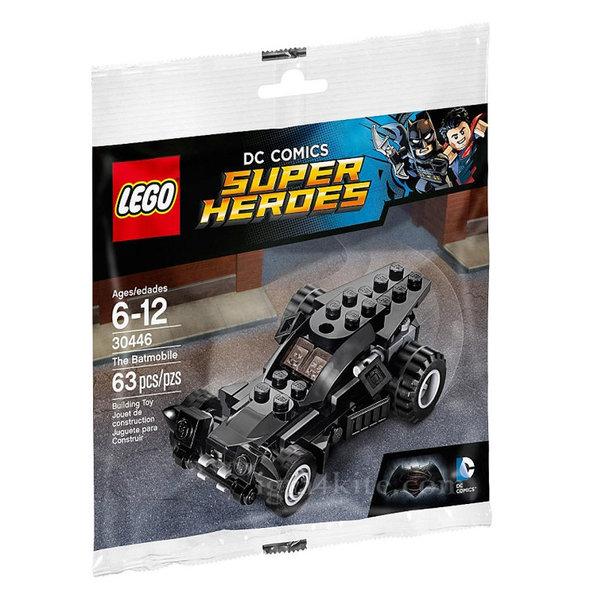 Lego 30446 Super Heroes - Батмобил
