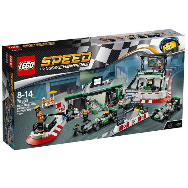 Lego 75883 Speed Champions - Mercedes AMG Petronas Formula One Team