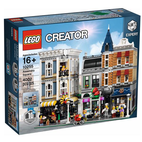 Lego 10255 Creator Expert - Градски площад