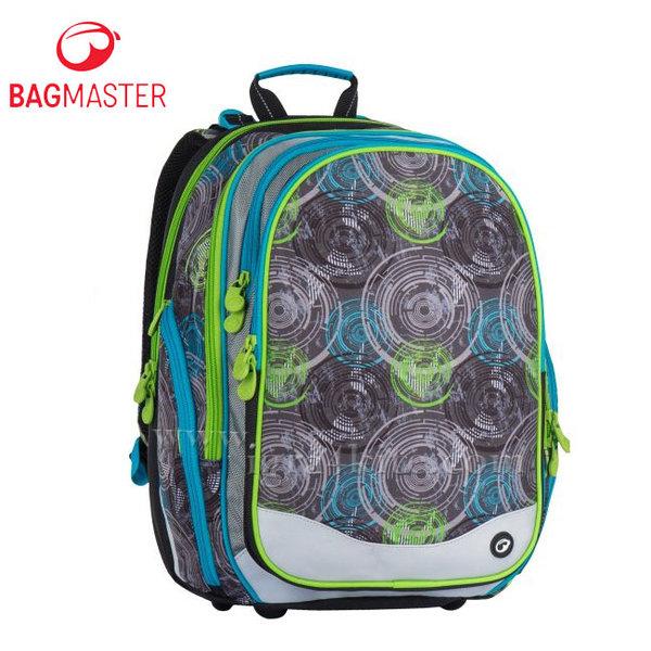 Bagmaster - Ученическа ергономична раница Element 7B 7322