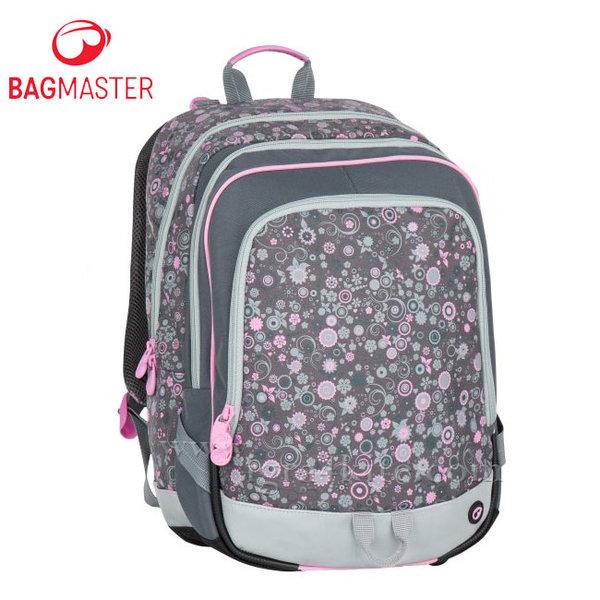 Bagmaster - Ученическа ергономична раница Alfa 7B 7209