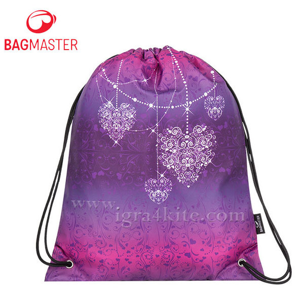Bagmaster - Ученическа спортна торба Alfa 7A 7780