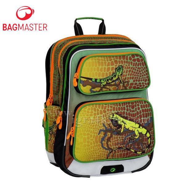Bagmaster - Ученическа ергономична раница Galaxy 7E 7254