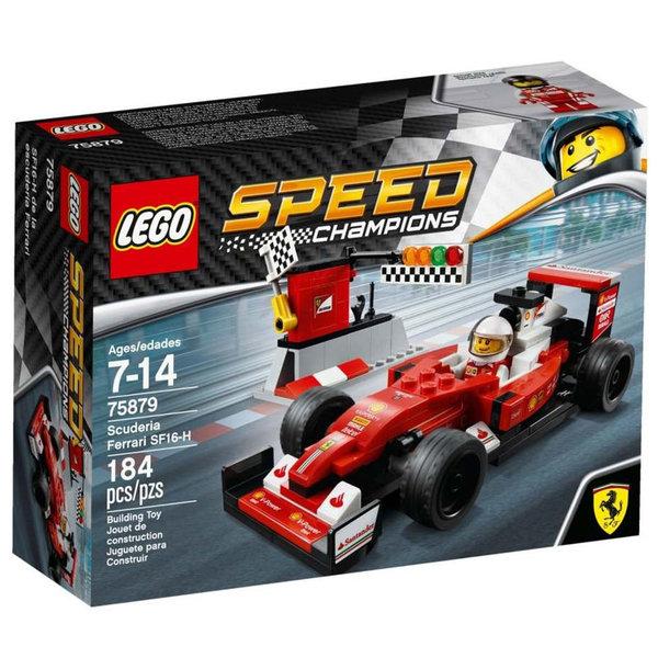 Lego 75879 Speed Champions - Скудериа Ферари SF16-H