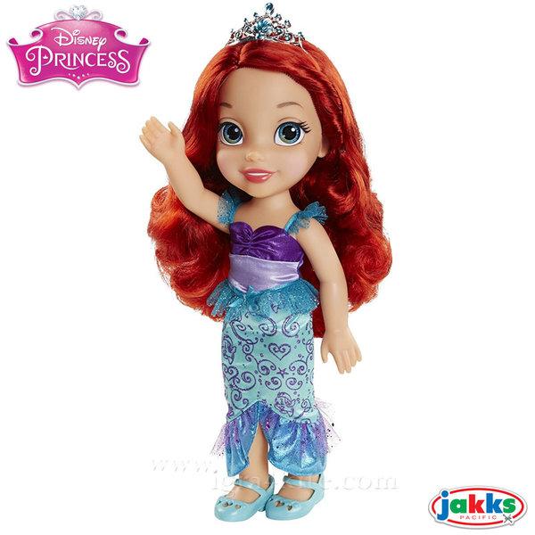 Disney Princess - Кукла Ариел с блестяща рокля 35см 99540
