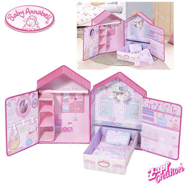 Zapf Creation - Baby Annabell Спалня за кукла Бейби Анабел 794425