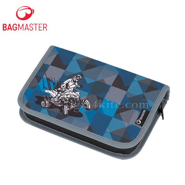 Bagmaster - Ученически несесер 1 цип Galaxy 7F 7995