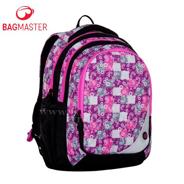 Bagmaster - Ученическа ергономична раница Maxvell 7A 7339