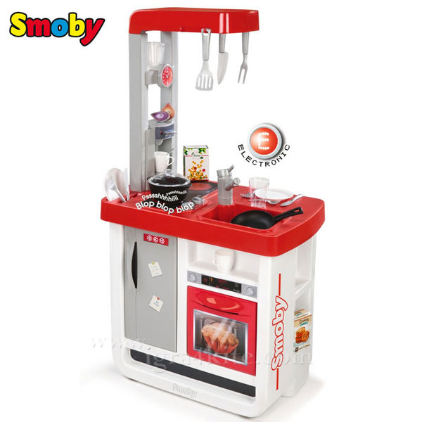 Smoby - Детска кухня Bon Appetit със звукови ефекти 310800