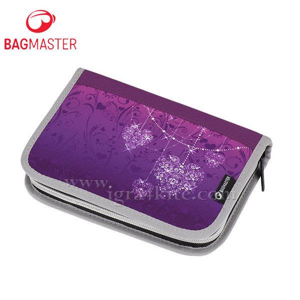 Bagmaster - Ученически несесер 1 цип Alfa 7A 7940
