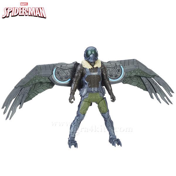 Hasbro - Spider Man Екшън фигура 15см Marvel's Vulture с подвижни криле b9765