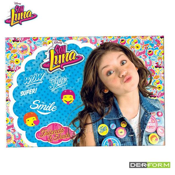 Disney Soy Luna - Подложка за бюро Сой Луна 48700