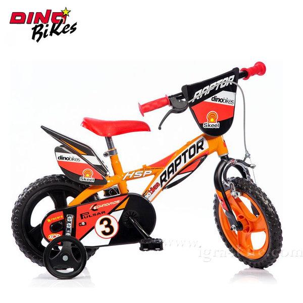 """Dino Bikes - Детско колело Raptor 12"""" 117542"""