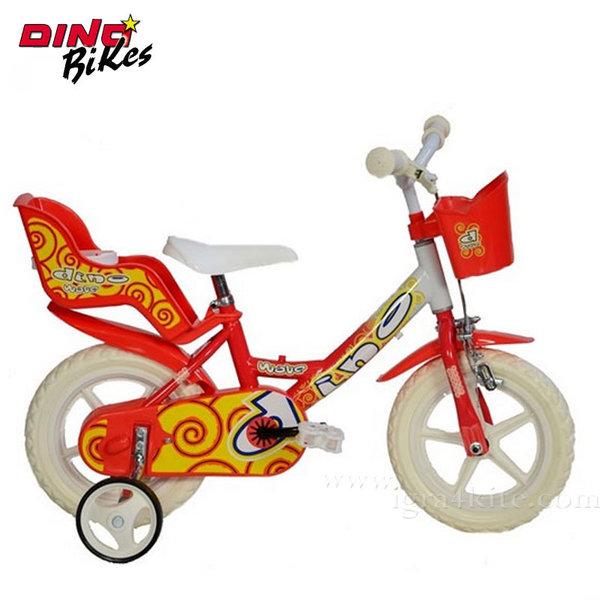 """Dino Bikes - Детско колело Wave 12"""" 116742"""