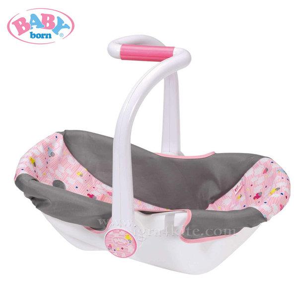 Baby Born - Столче за кола за кукла 822265