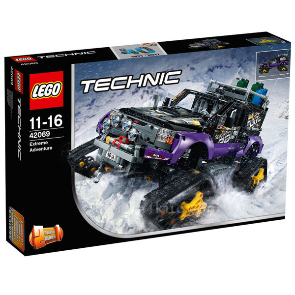 Lego 42069 Technic - Екстремно приключение