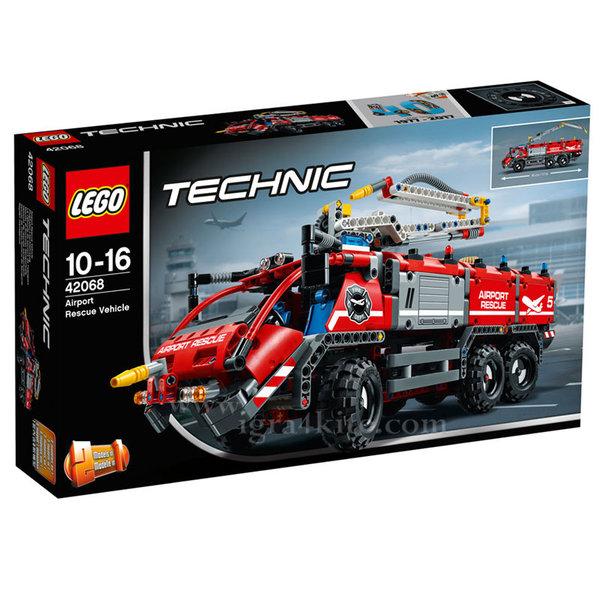 Lego 42068 Technic - Пожарникарски спасителен камион