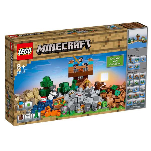 Lego 21135 Minecraft - Кутия за конструиране 2.0