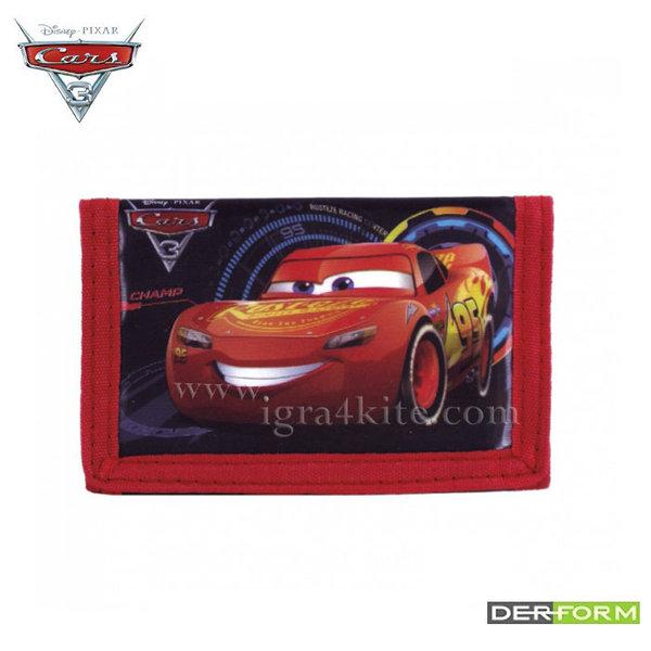 Disney Cars - Детско портмоне Колите 51014
