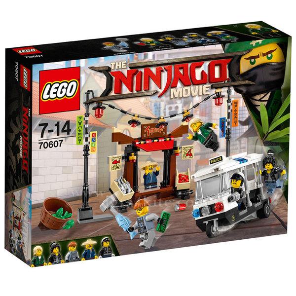 Лего 70607 Нинджаго - Преследване в града NINJAGO®